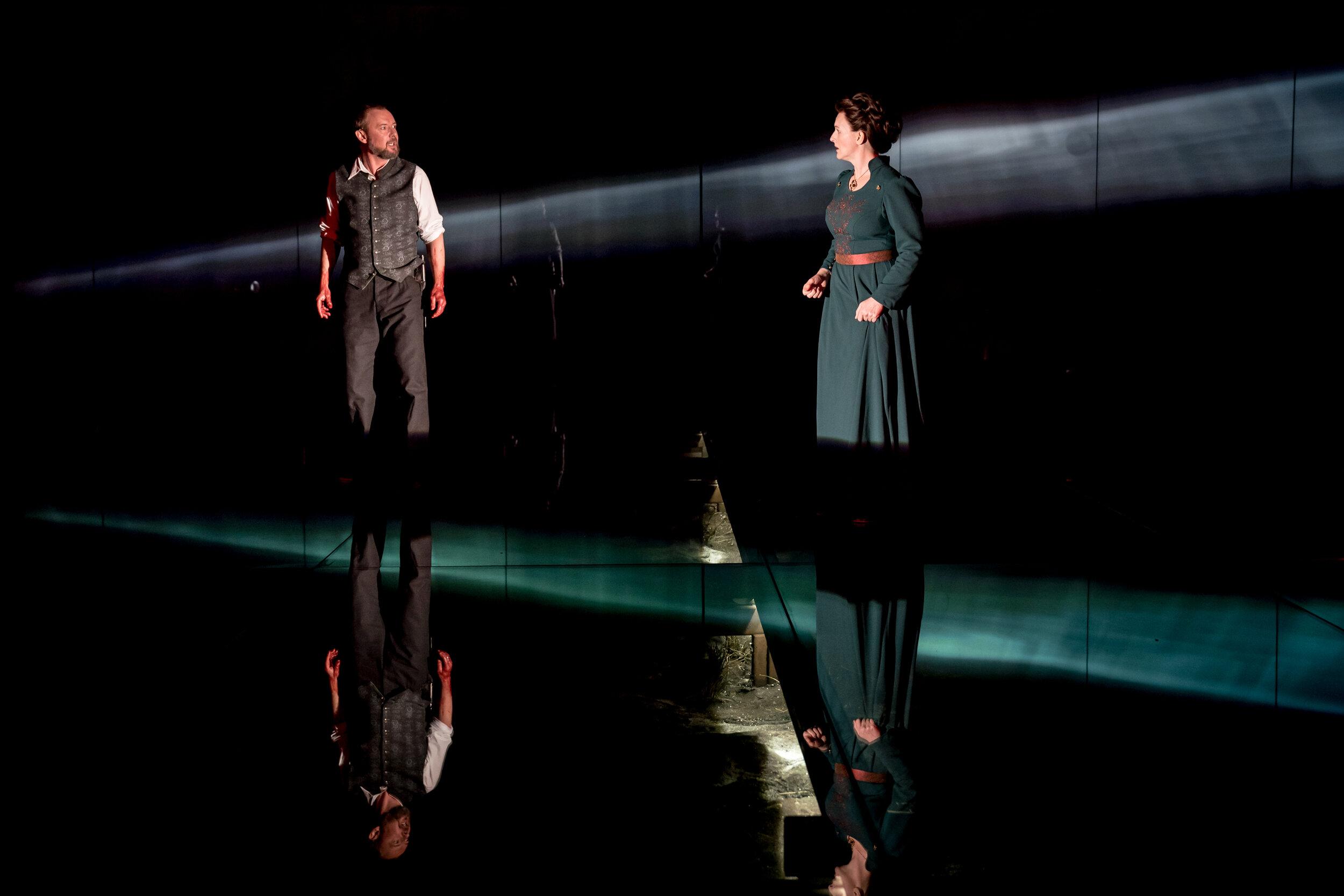 John Simm and Dervla Kirwan in MACBETH at Chichester Festival Theatre Photo Manuel Harlan-086.jpg