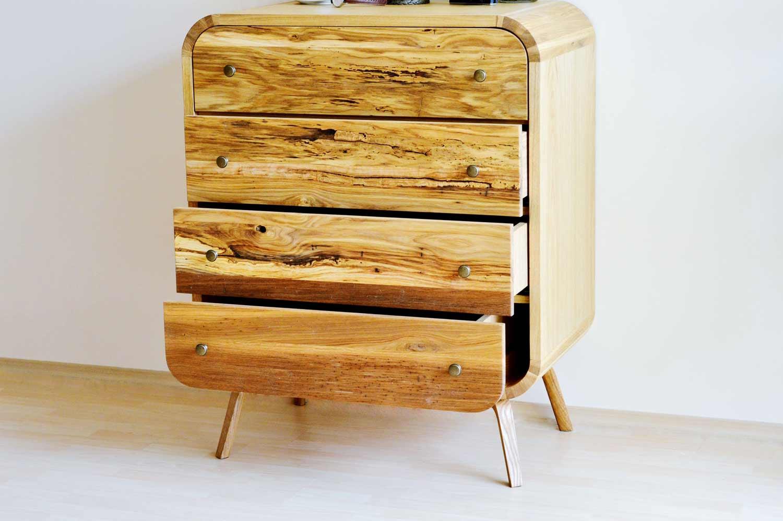 SOL Dresser - 3rd original piece with old wood facade