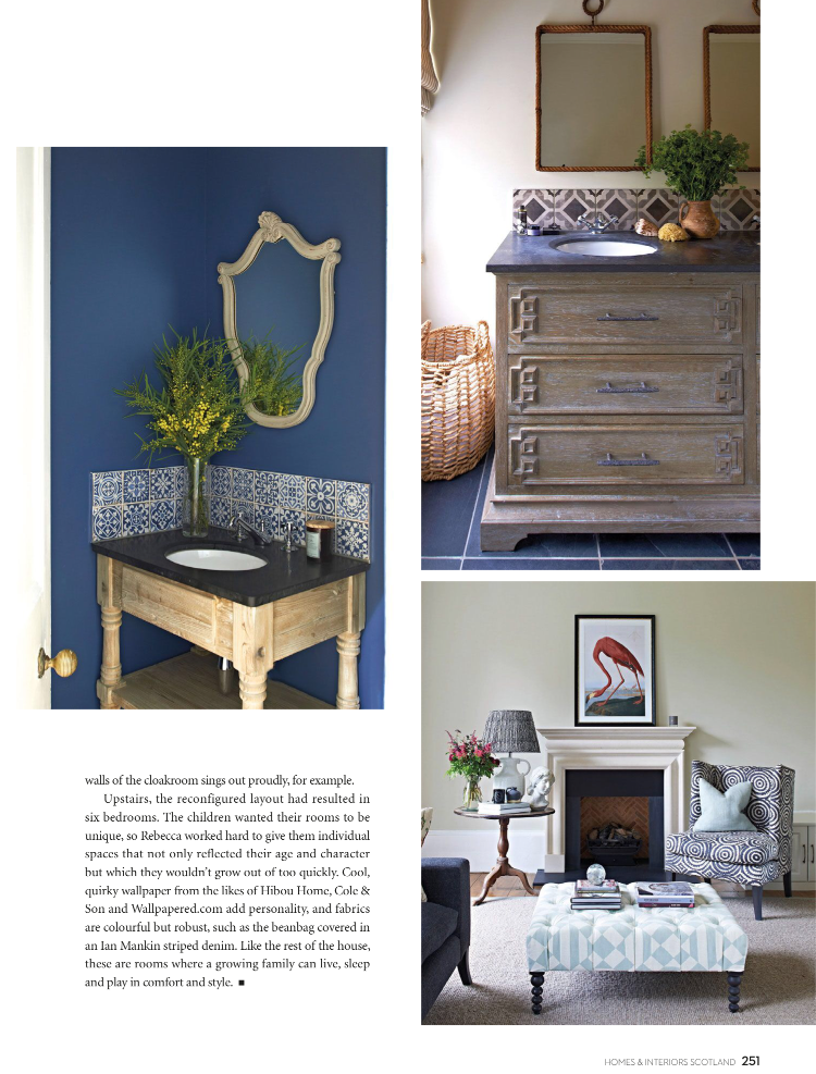 Homes and Interiors Scotland Sep/Oct 2017 page 251