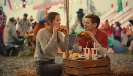 Biscuit Filmworks - Michael Downing for KFC