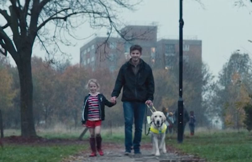 Outsider - Max Fisher for Guide Dogs