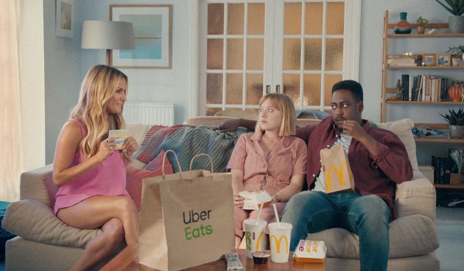 Biscuit Filmworks - Clay Weiner for McDonalds/Uber Eats