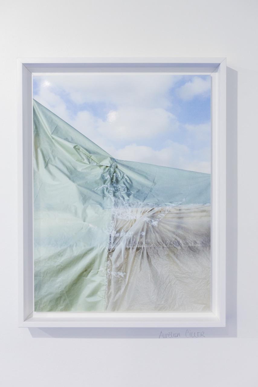 Aurélien Ciller,  Mystique urbaine I , 2017. Tirage pigmentaire sur papier Hahnmühle, 40 cm x 30 cm