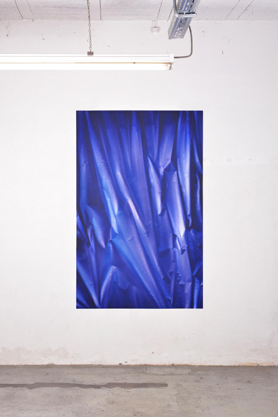 Serendipity _Double V Gallery_Marseille_19PF RBV 1 - Peinture acrylique, papier Arches, 115cm x 180cm 2019.jpg