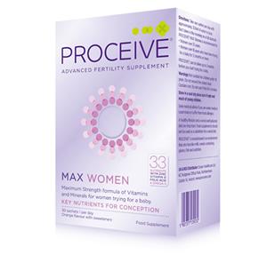 Proceive Max for Women Fertility Supplements
