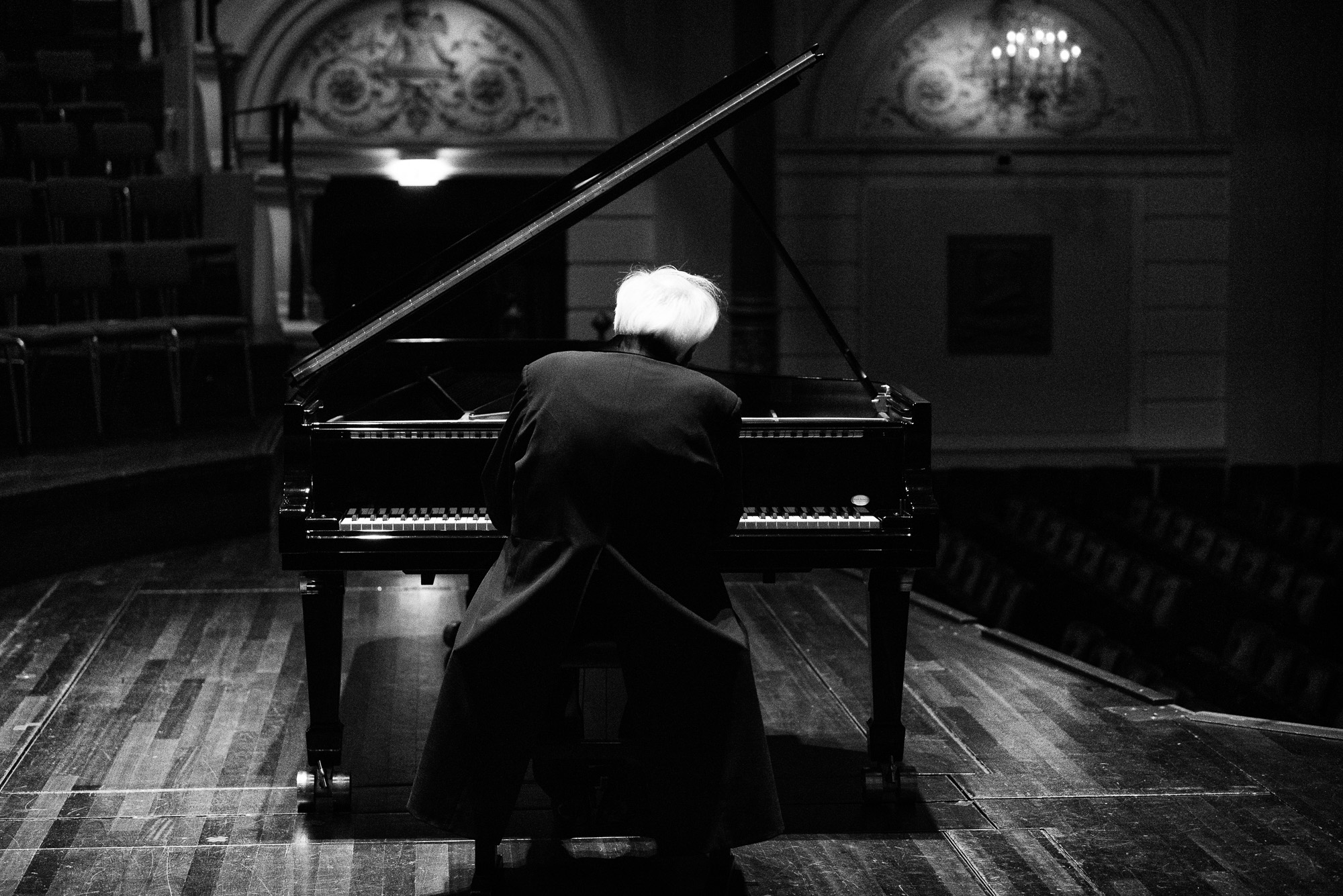 'The greatest living pianist', Grigory Sokolov