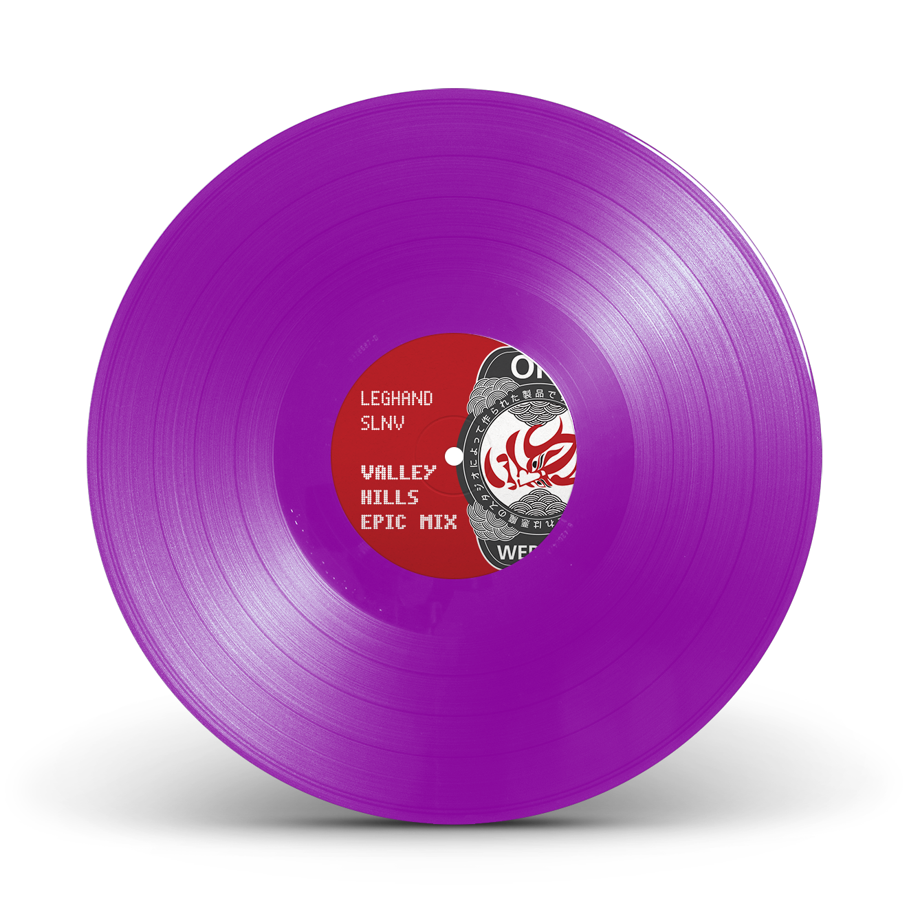 [vinyl record]