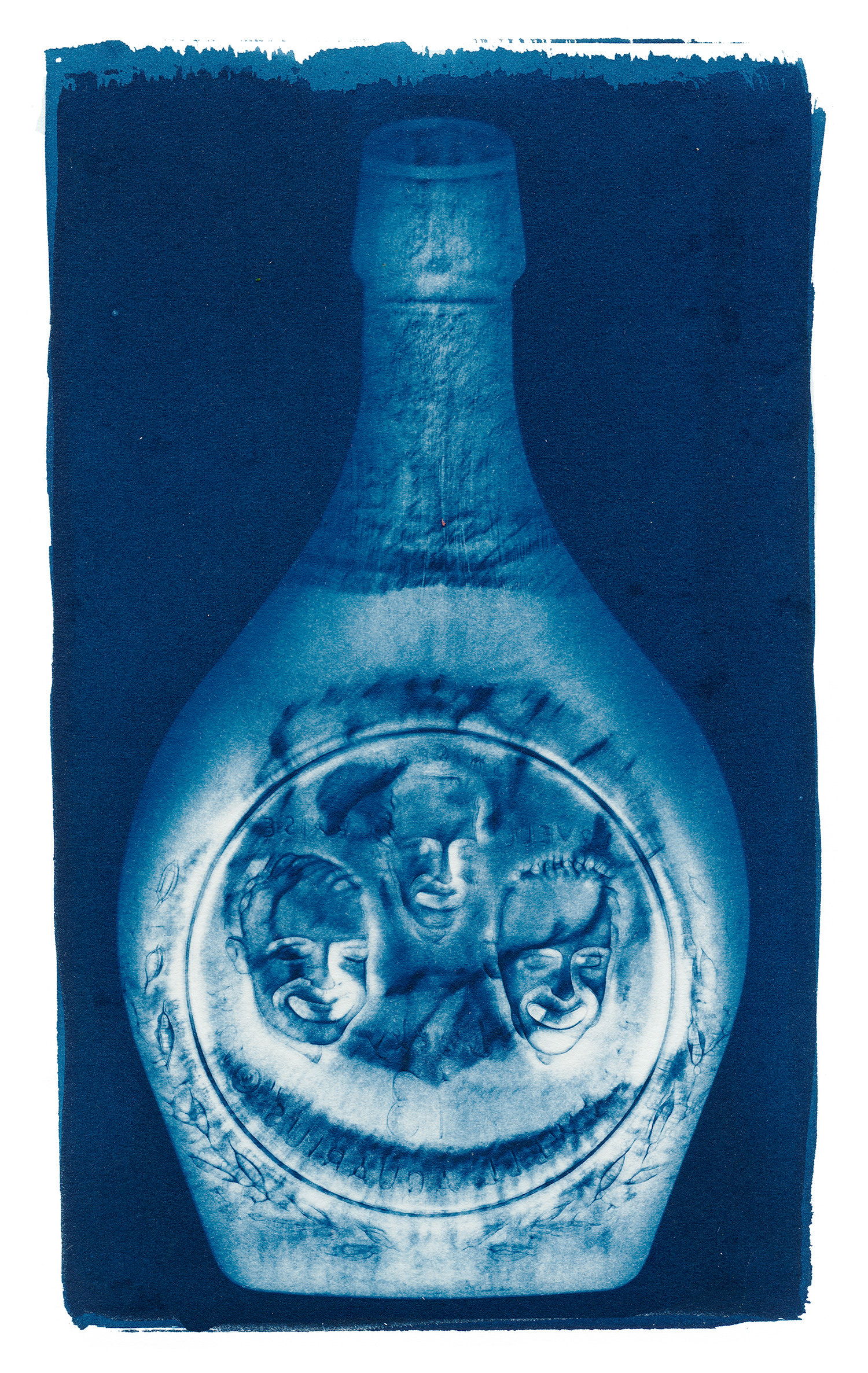 Apollo 13 Bottle (Back), 2011