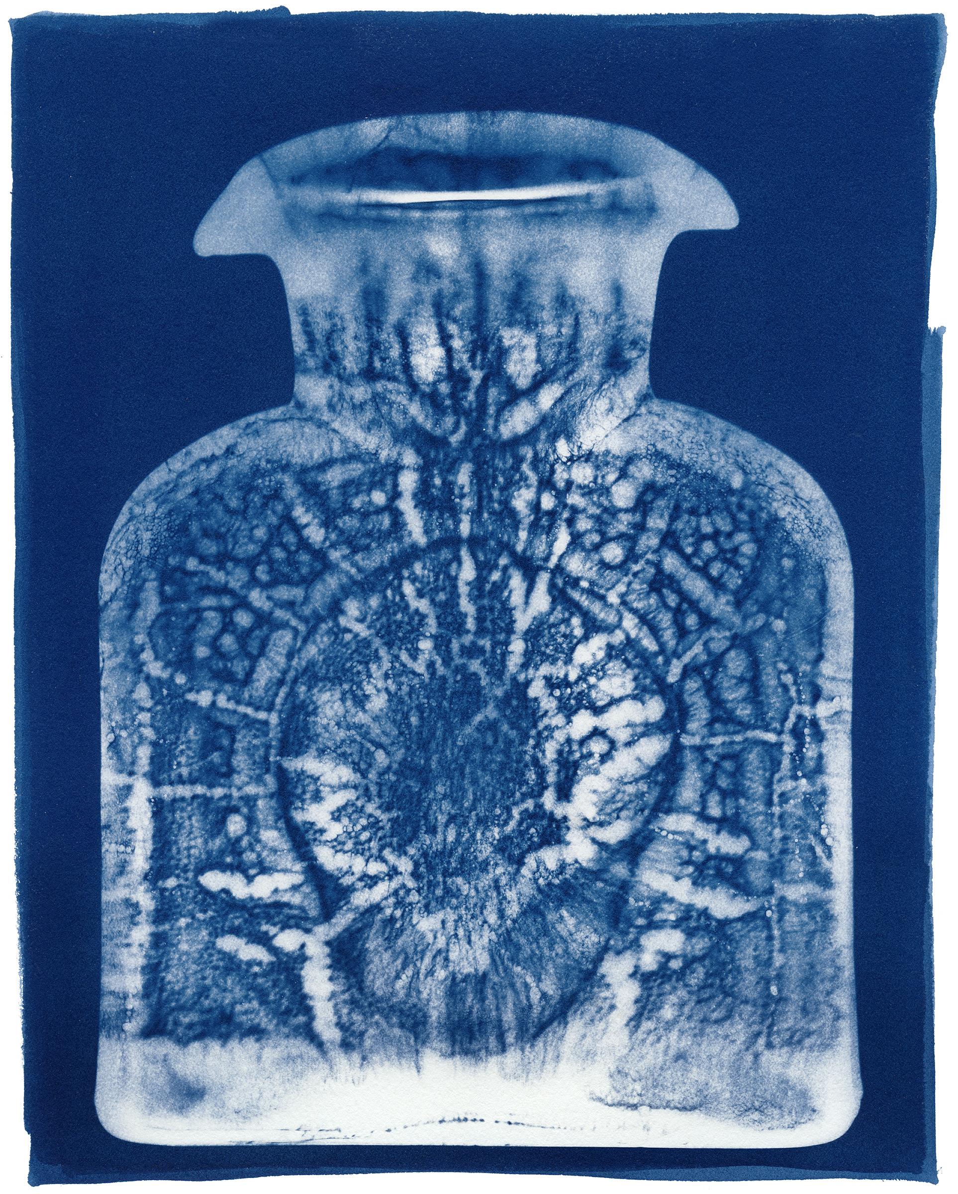 Blue Vase, 2011