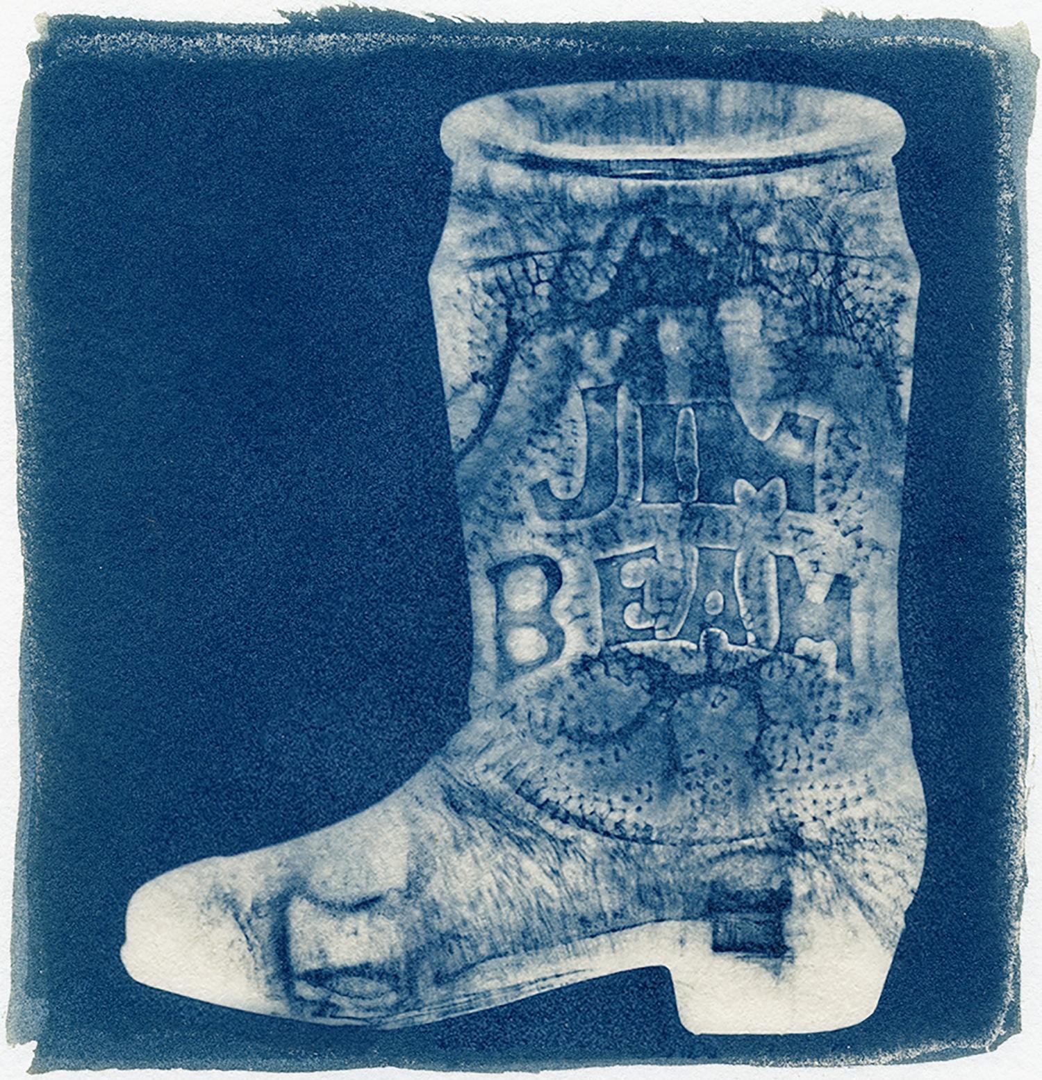 Jim Beam Boot Shot Glass, 2011