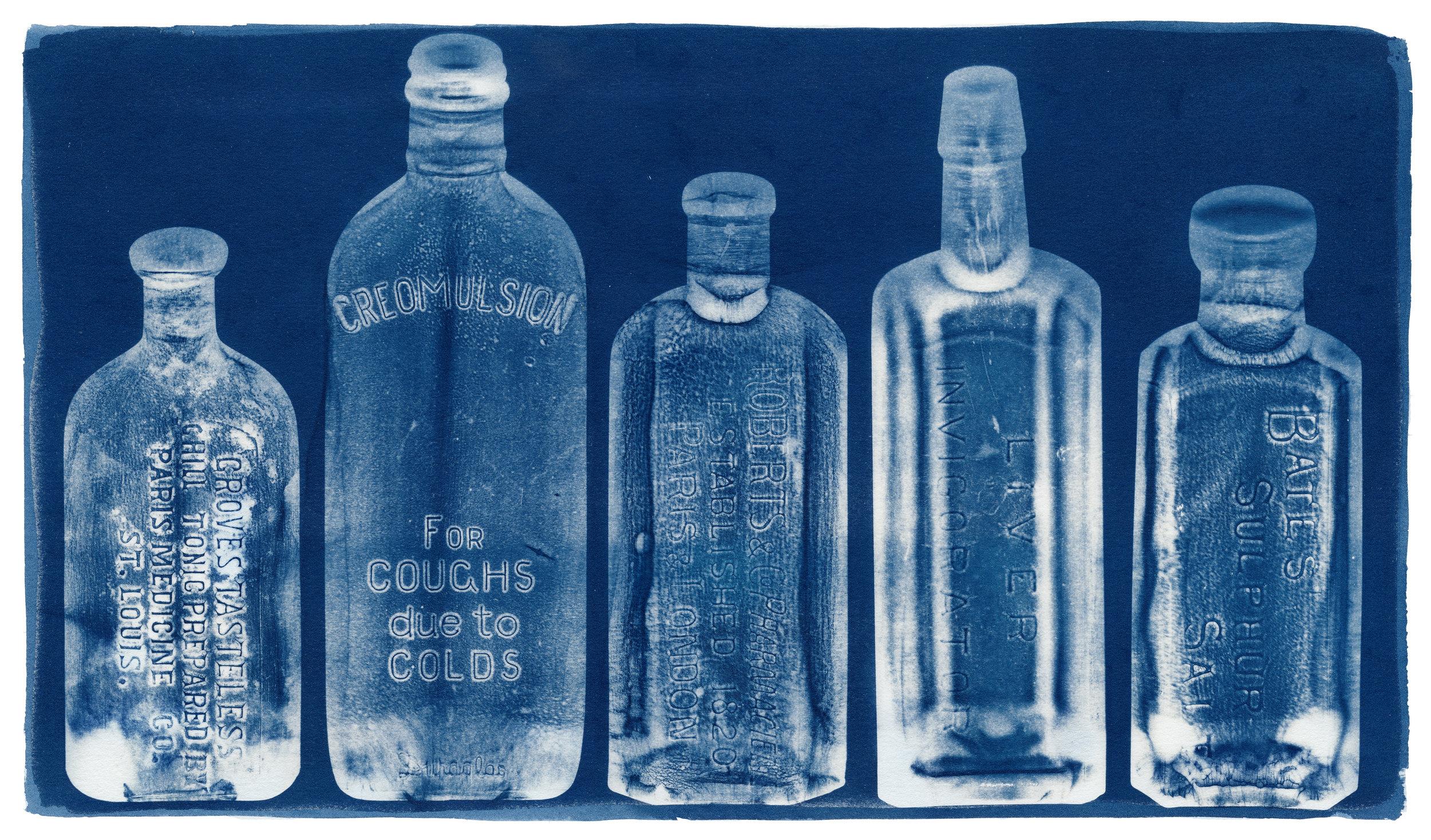 Medicine Bottles, 2011
