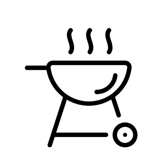 Area barbeque