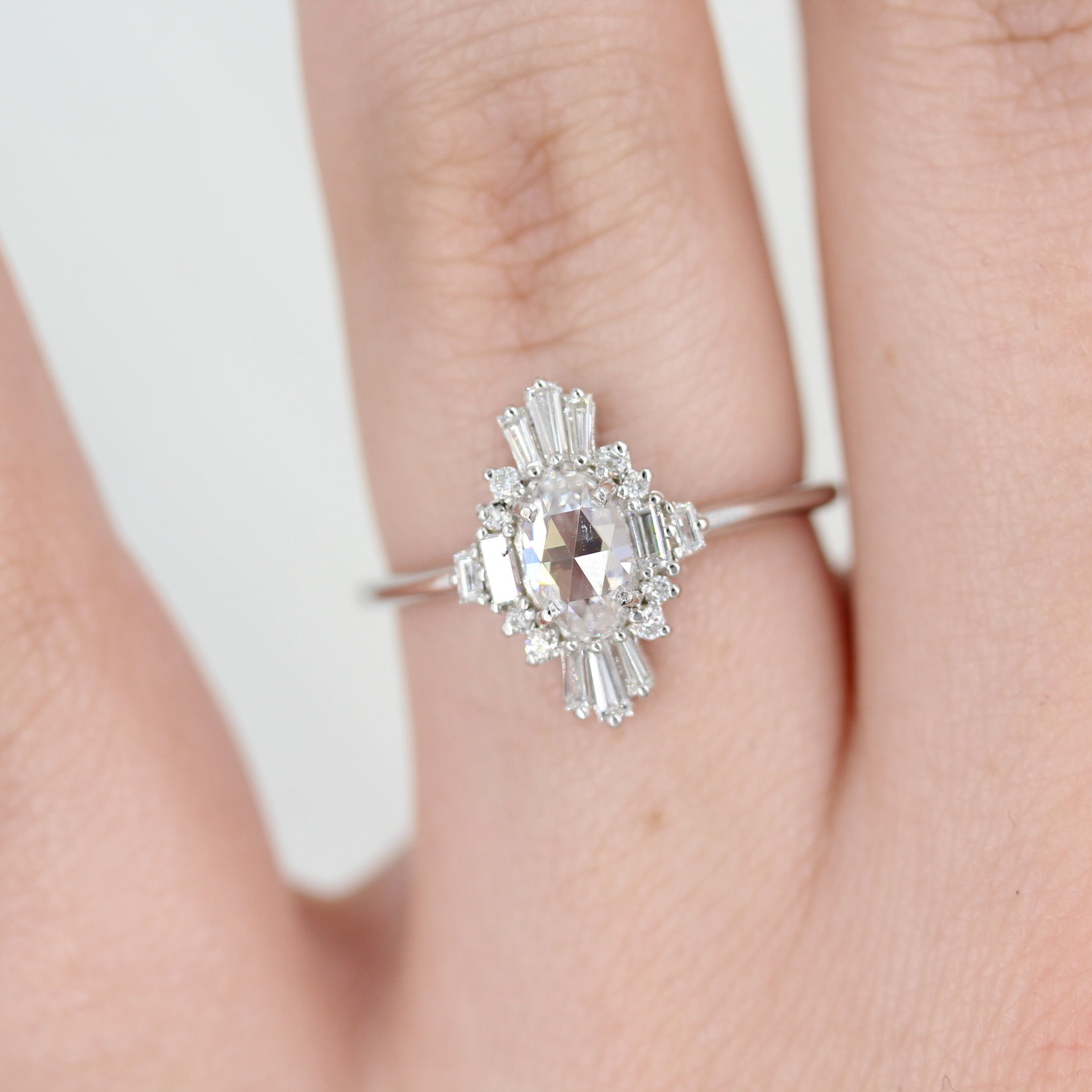 MINE-FREE DIAMONDS AND RECYCLED PRECIOUS METALS. - We specialize in grown diamonds and recycled precious metals, so we can all tread lighter on the earth and you can enjoy your jewelry without worry.
