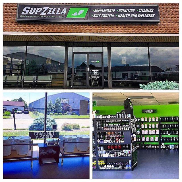"SupZilla Nation! GRAND OPENING ANNOUNCEMENT!!! SupZilla Dayton will be celebrating its Grand Opening event this Saturday, June 10th, from 10-5!!! The first 50 customers through the door will receive FREE SAMPLE BAGS filled with goodies!!! Remington James will be there for a FREE MEET AND GREET!!! There will be several vendors handing out and sampling FREE PRODUCTS for you to try on the spot, including Rule 1, Scivation, Nubreed Nutrition and PEScience!!! This is going to be the biggest SupZilla event of the summer!!! Come out to 8975 Kingsridge Drive in Dayton, Ohio and enjoy this awesome event with us!!! Door will open at 10am!!! Better get there early!!! ...""Come get a scoop!"" @cedric_supzilla @tyler_supzilla @ankrom_supzilla #beastmode #bodybuilding #comegetascoop #family #fit #fitness #fitfam #fitlife #goals #healthy #Indiana #inspiration #lifestyle #motivation #nutrition #Ohio #strength #SupZilla #SupZillaFit #SupZillaHer #SupZillaNation #SupZillafamily #SupZillagreen #SupZillastrong #SupZillatakeover #SupZilla4life #supplements #training #weightloss #workout"