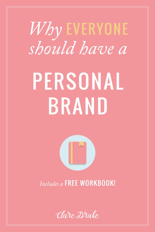 Download your FREE personal branding workbook  here .