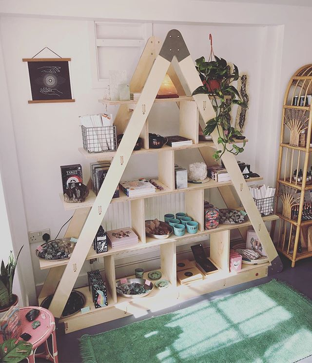 ✨ BRIDPORT - STARSTUFF IS READY FOR YOU! ✨  Come visit me and my amazing wares tomorrow (Saturday), 10am - 4:30pm.  37 South Street, Bridport, Dorset, DT6 3NY.  #shelfie #shopindependent #dorset #starseed #crystals #tarot