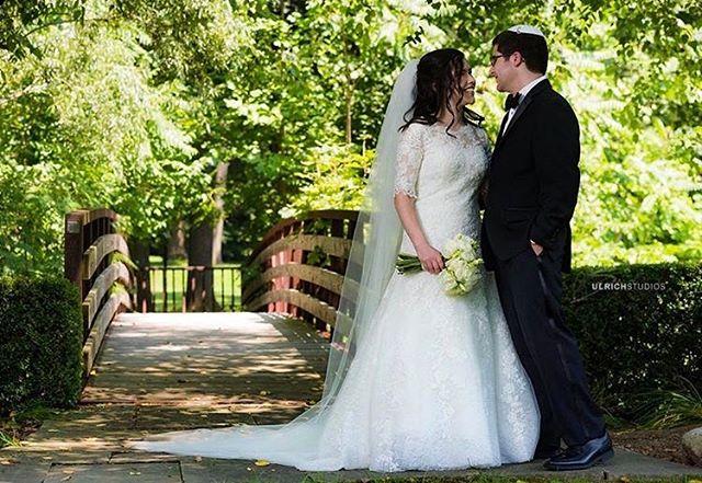 Another beautiful summer bride🤩 @ulrichstudios #wedding #mirigown #miribride #miribridal #bride #summerwedding