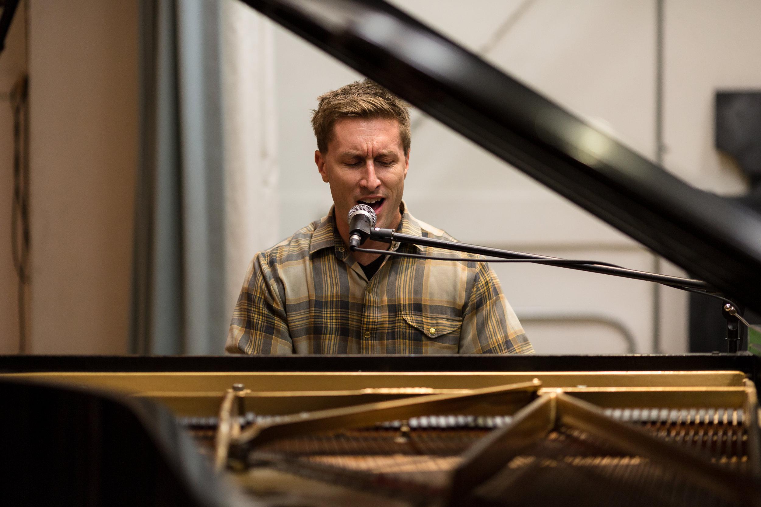 Combination Piano & Voice Lessons