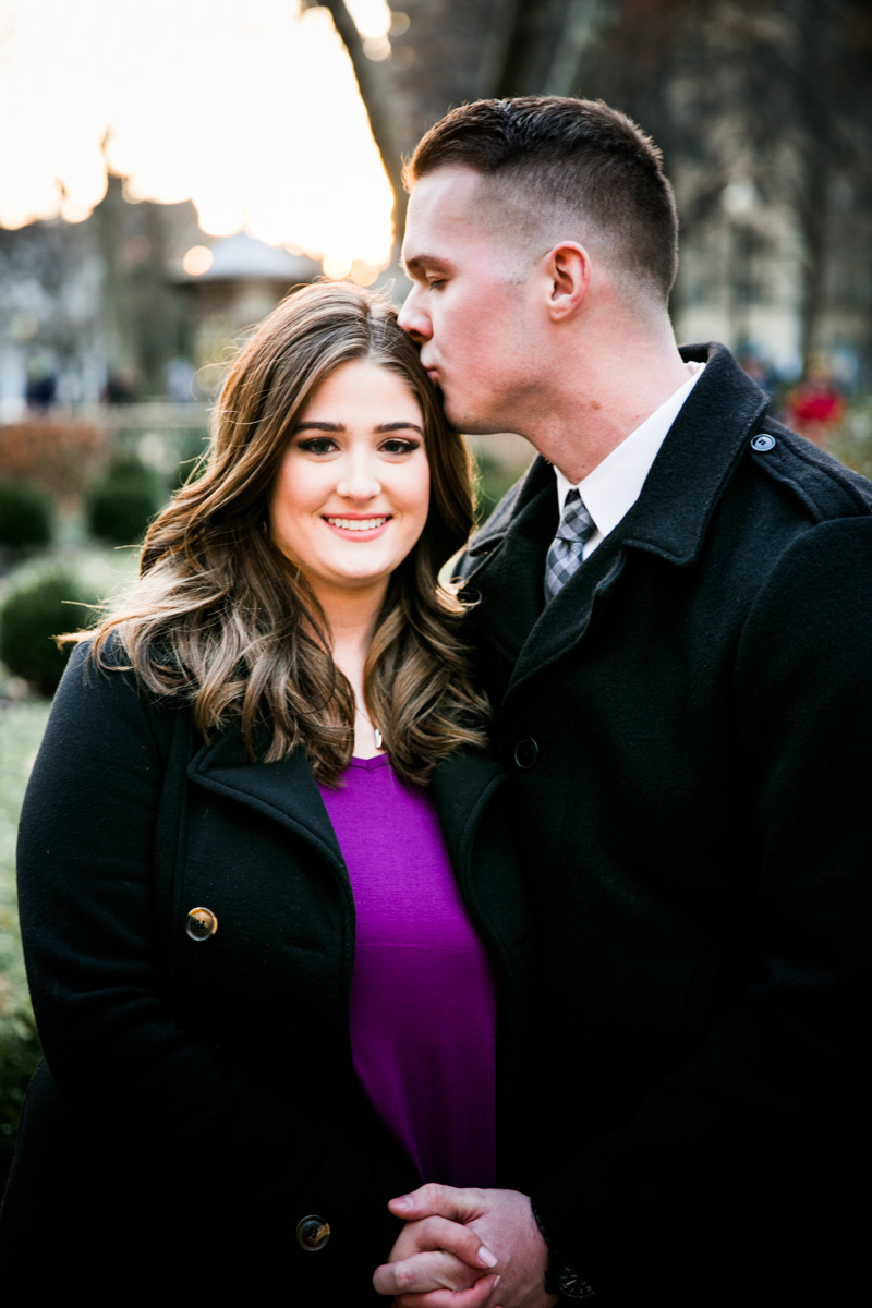 Rittenhouse Square Engagement Photos - LoveStruck Pictures - 009.jpg