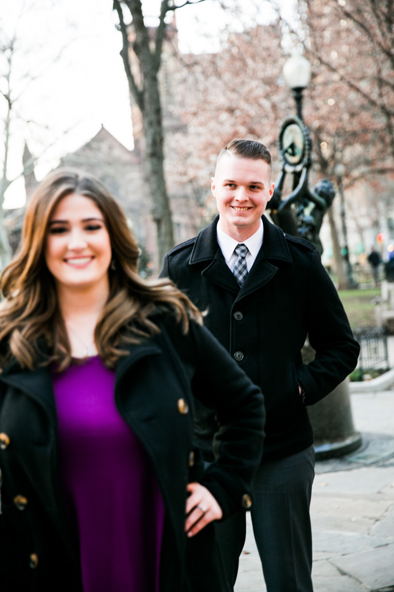 Rittenhouse Square Engagement Photos - LoveStruck Pictures - 010.jpg
