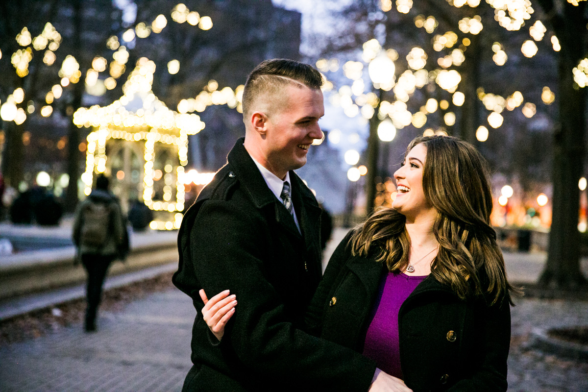 Rittenhouse Square Engagement Photos - LoveStruck Pictures - 032.jpg