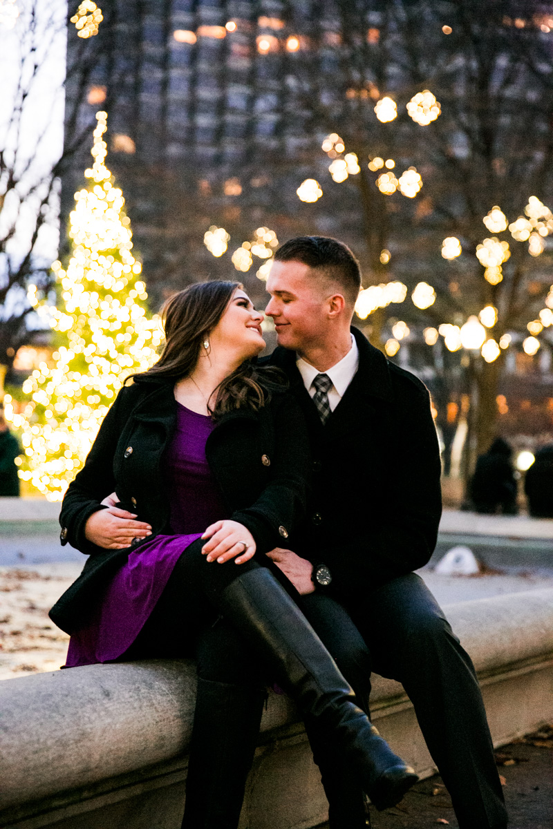 Rittenhouse Square Engagement Photos - LoveStruck Pictures - 033.jpg