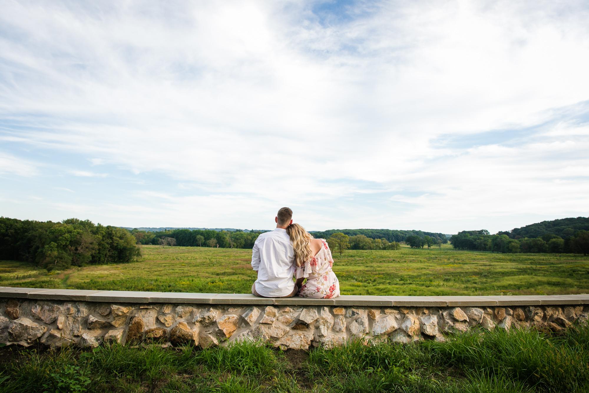 Amanda and Chris - Engagmenet Photos - Valley Forge Park - 011.jpg