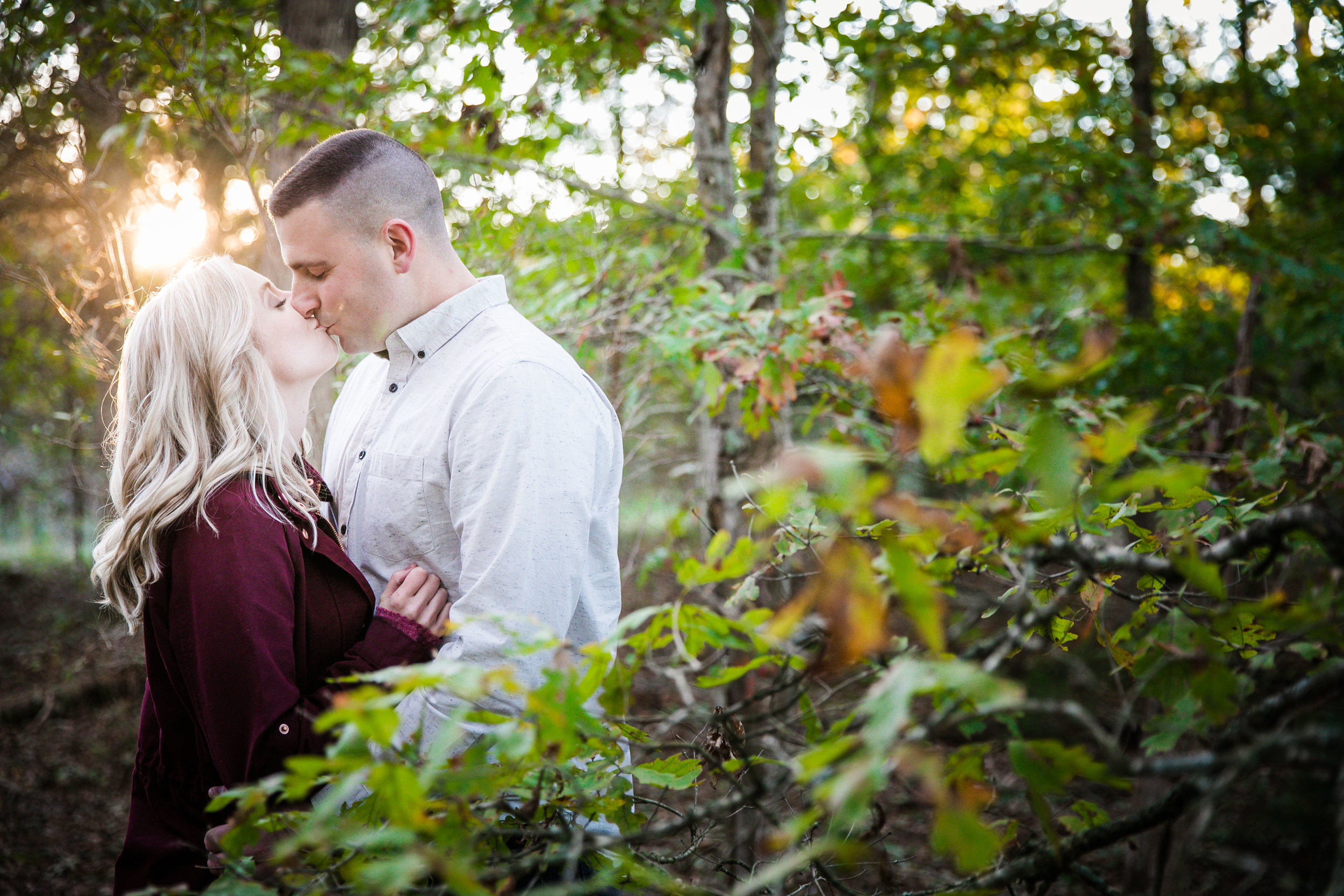 Katie and Kev - Train Tracks Engagement Photography - 015.jpg