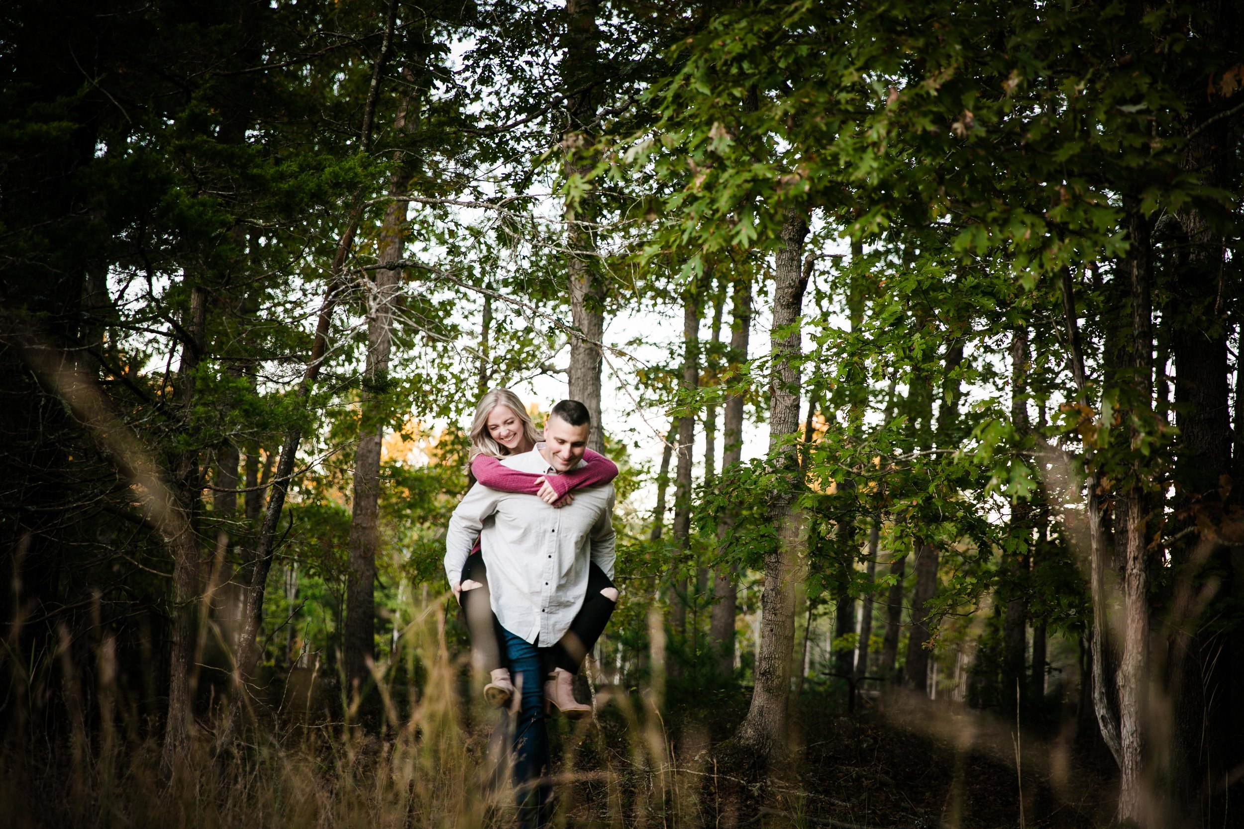 Katie and Kev - Train Tracks Engagement Photography - 021.jpg
