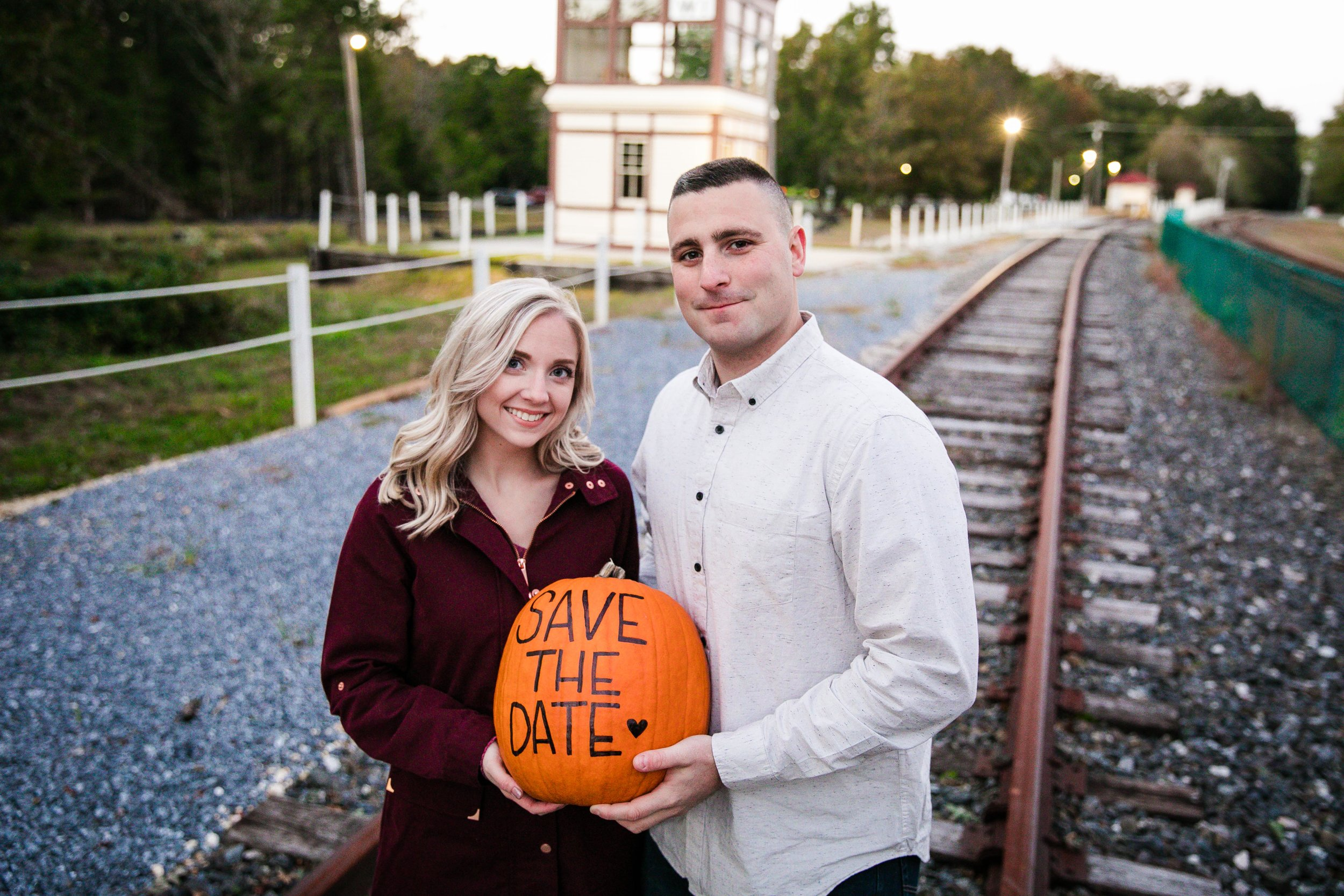 Katie and Kev - Train Tracks Engagement Photography - 032.jpg