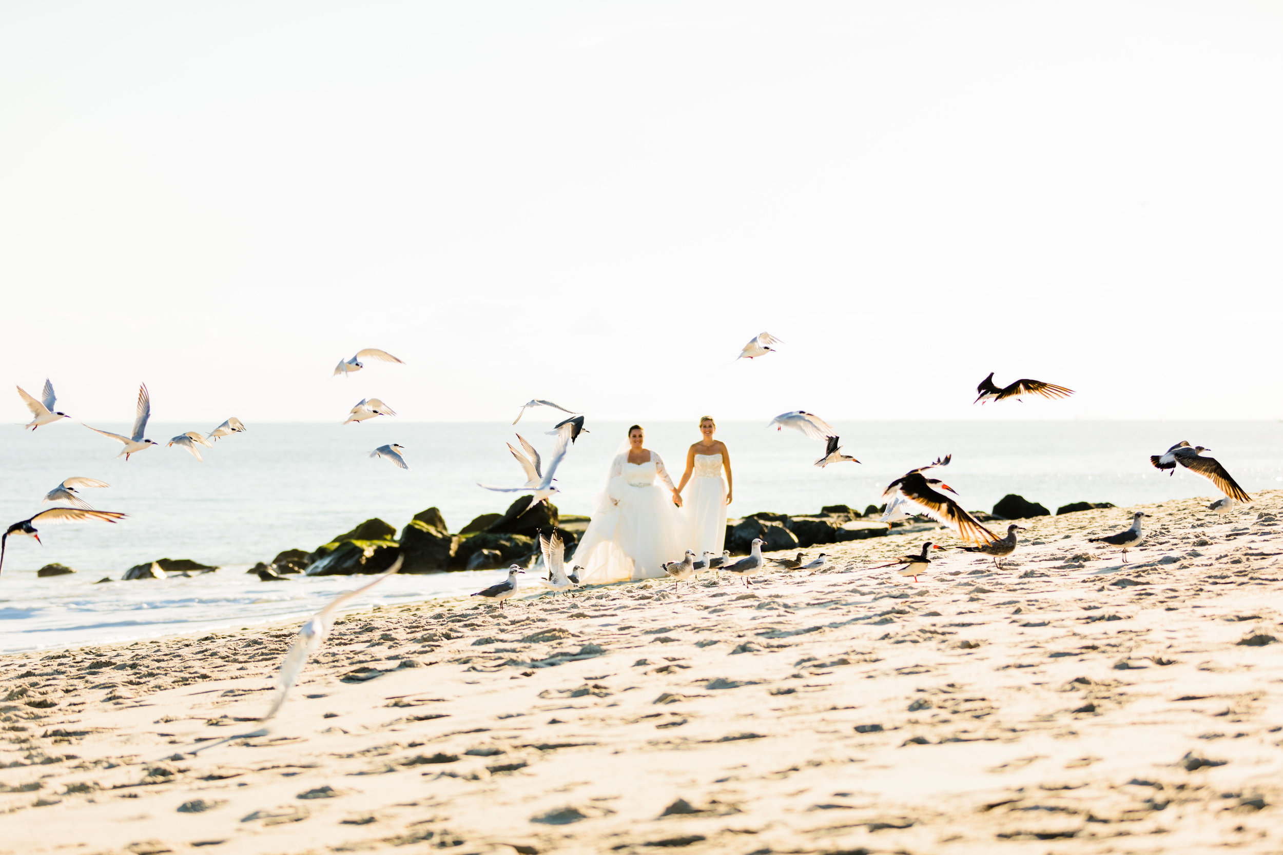 Kim and Dominique  - Cape May Convention Hall Wedding - 131.jpg