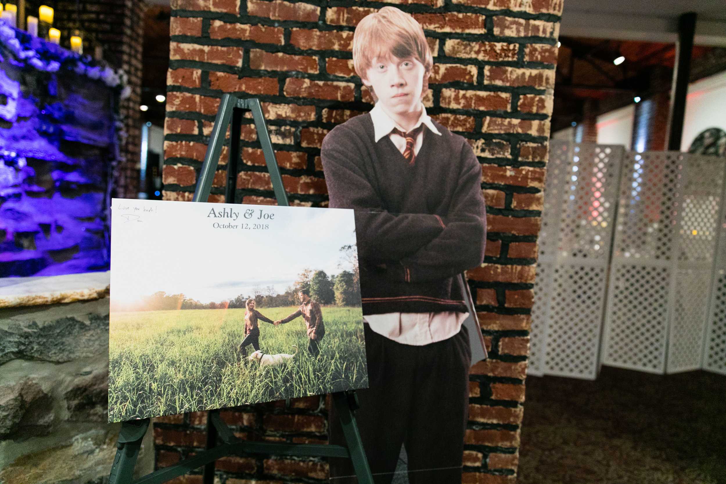 Ashly and Joe - Felt Factory Wedding - Harry Potter Themed Wedding - 091.jpg
