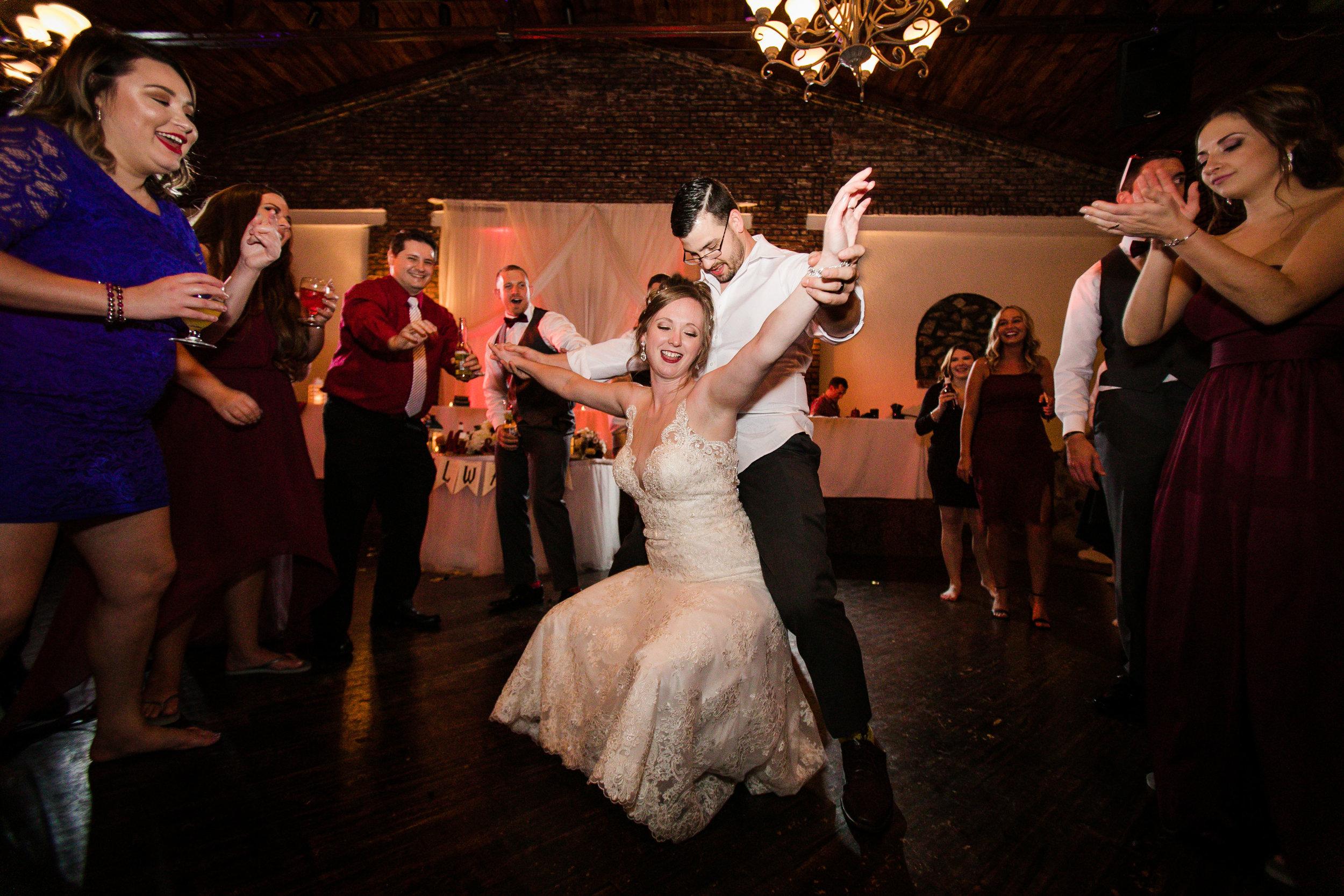 Ashly and Joe - Felt Factory Wedding - Harry Potter Themed Wedding - 191.jpg