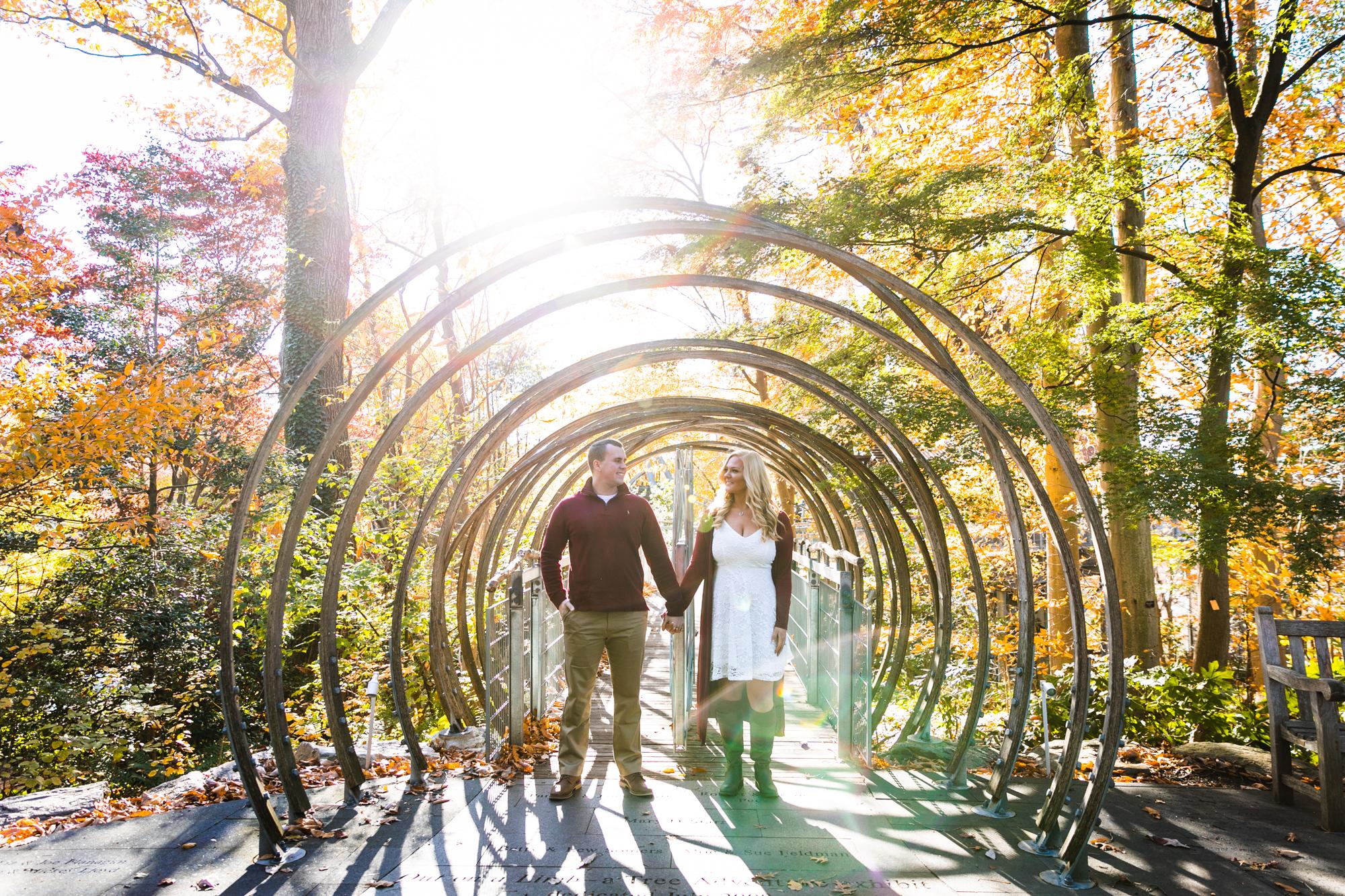 Morris Arboretum Engagement Photography - Lovestruck Pictures-003.jpg