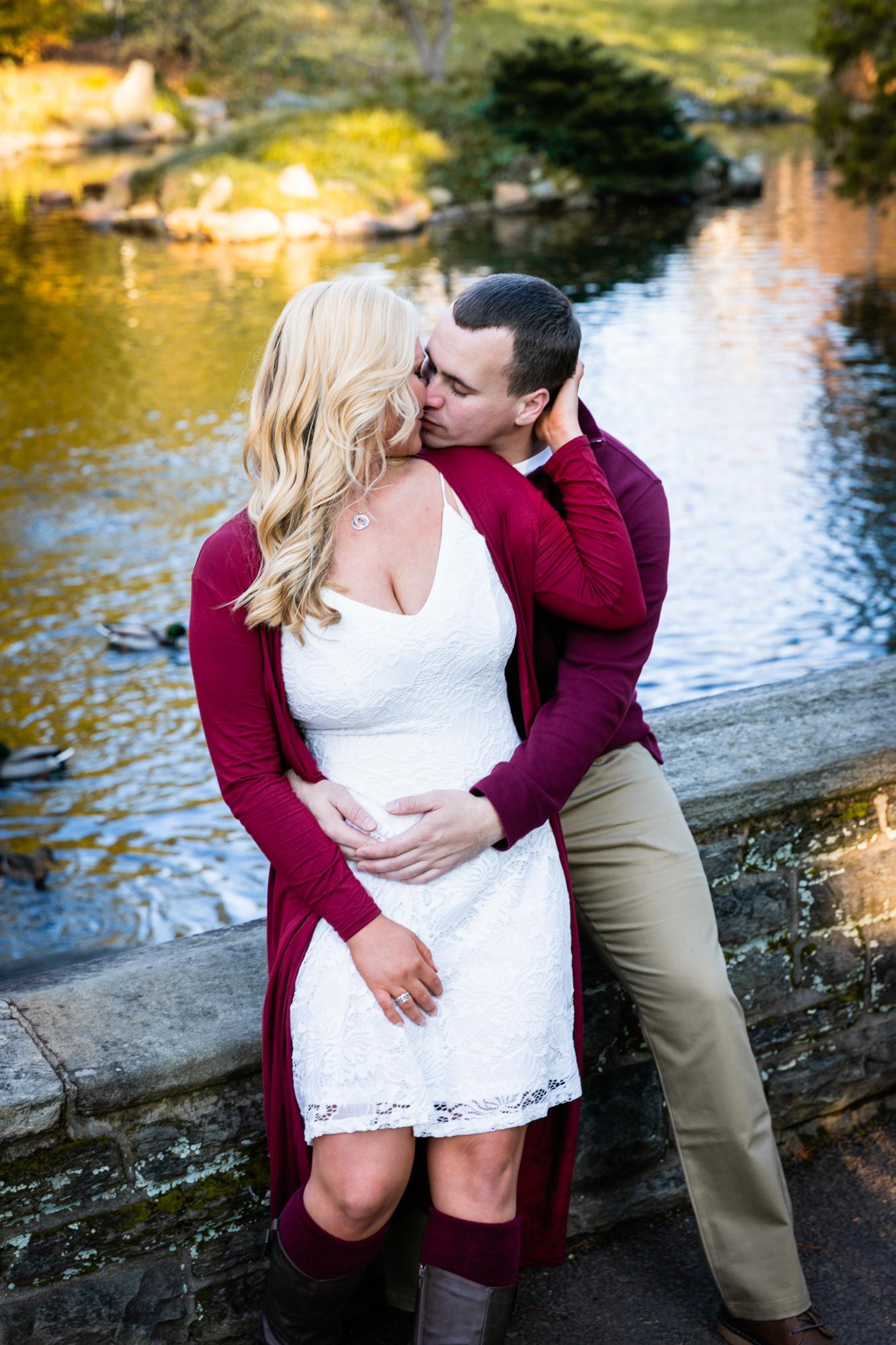 Morris Arboretum Engagement Photography - Lovestruck Pictures-011.jpg