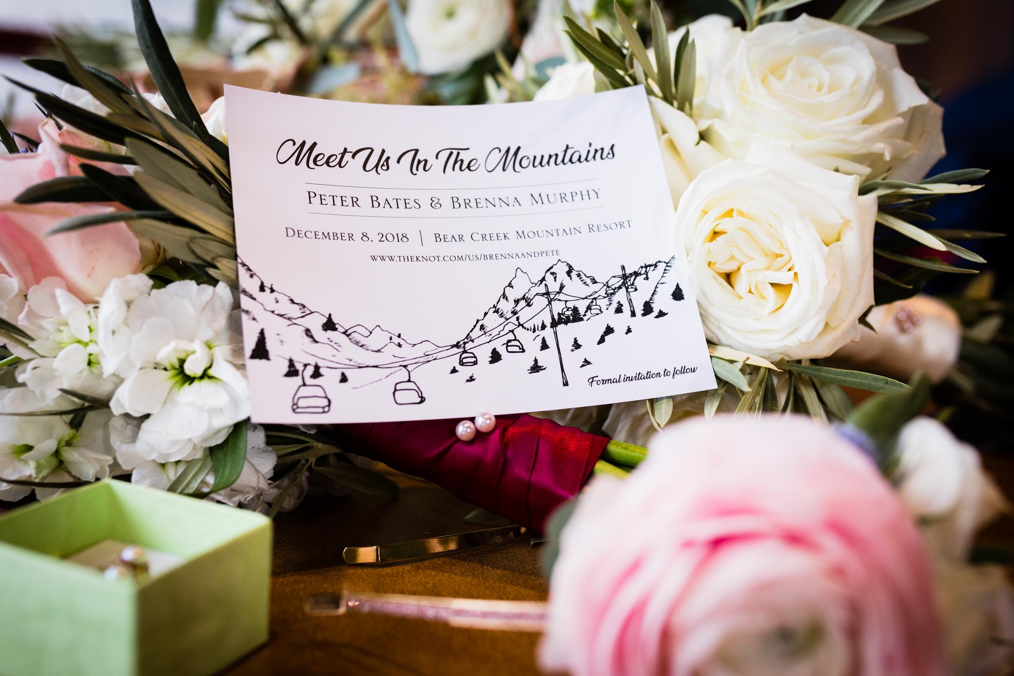 Bear Creek Mountain Resort Wedding Photography - Lovestruck Pictures-003.jpg