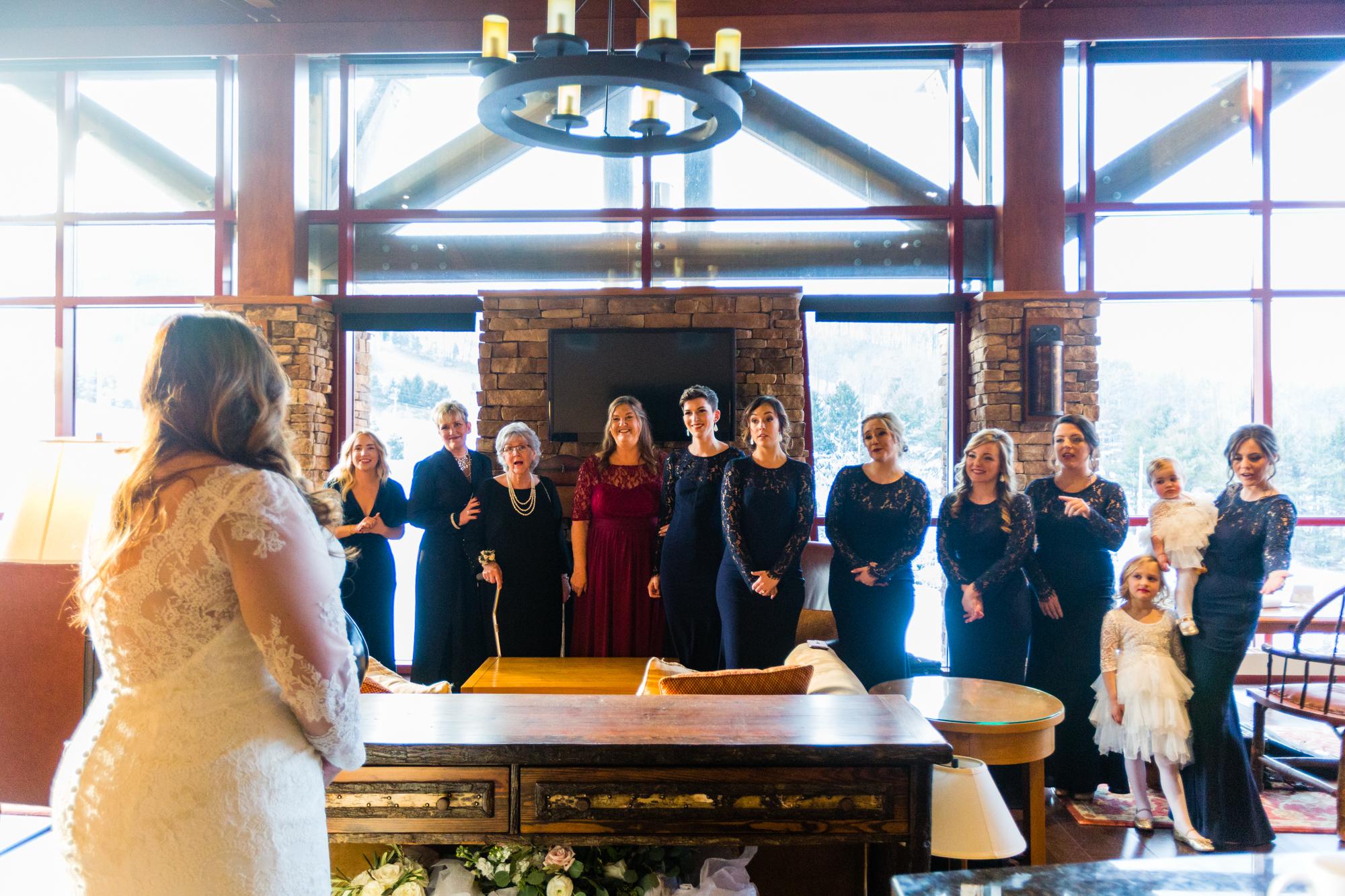 Bear Creek Mountain Resort Wedding Photography - Lovestruck Pictures-041.jpg