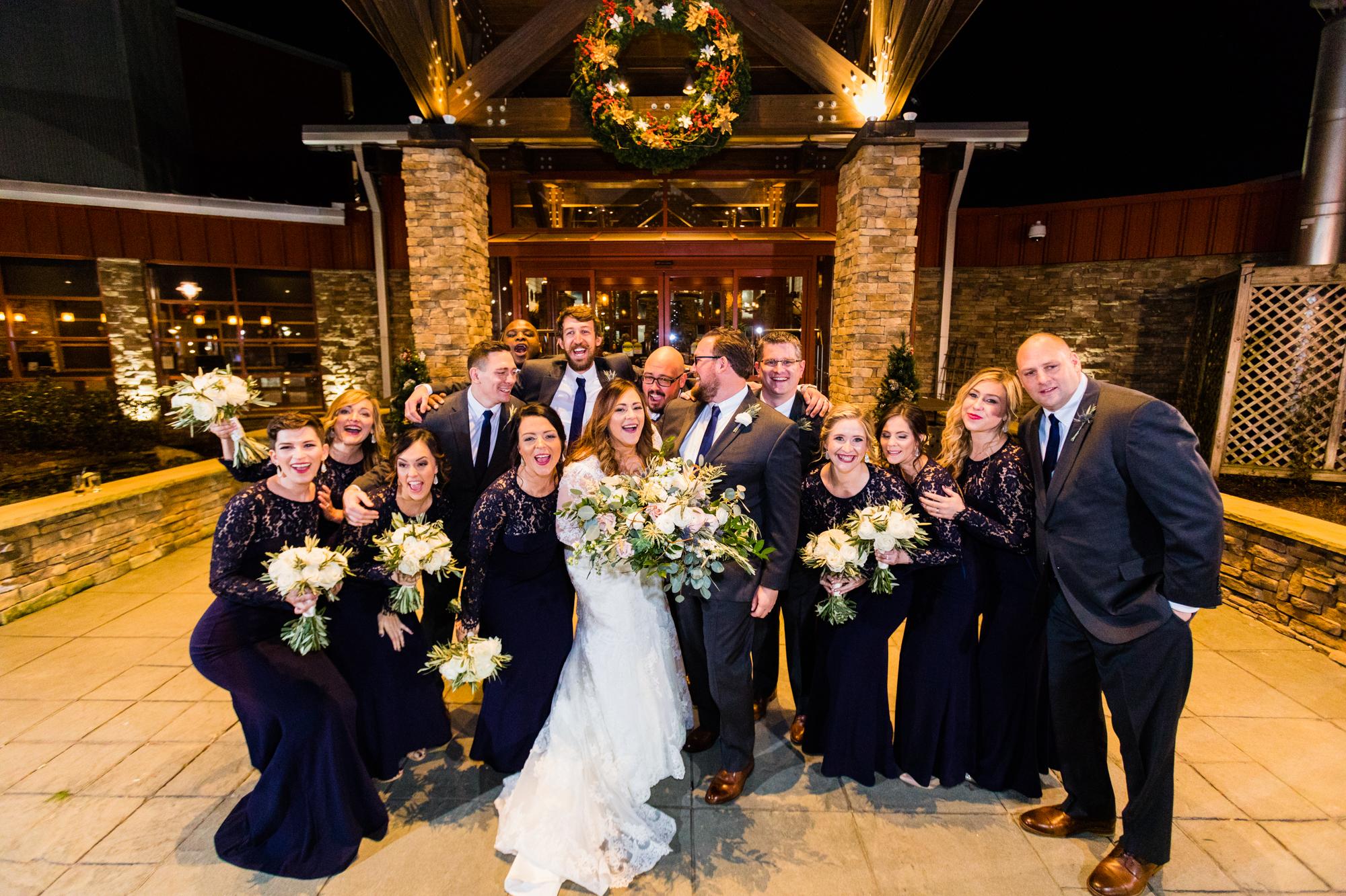 Bear Creek Mountain Resort Wedding Photography - Lovestruck Pictures-085.jpg