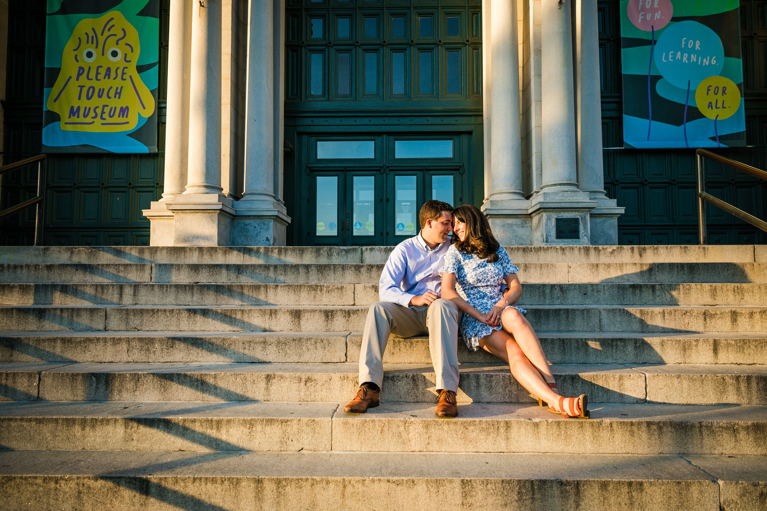 SARA AND DREW - PLEASE TOUCH MUSEUM ENGAGEMENT PHOTOS-17.jpg