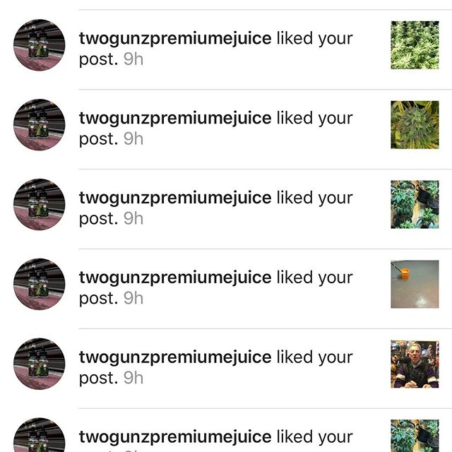 @twogunzpremiumejuice thank you for the love! #weedgeezer #cannagrowexpo #rollyourbong #doyouevengrowbro #staylifted