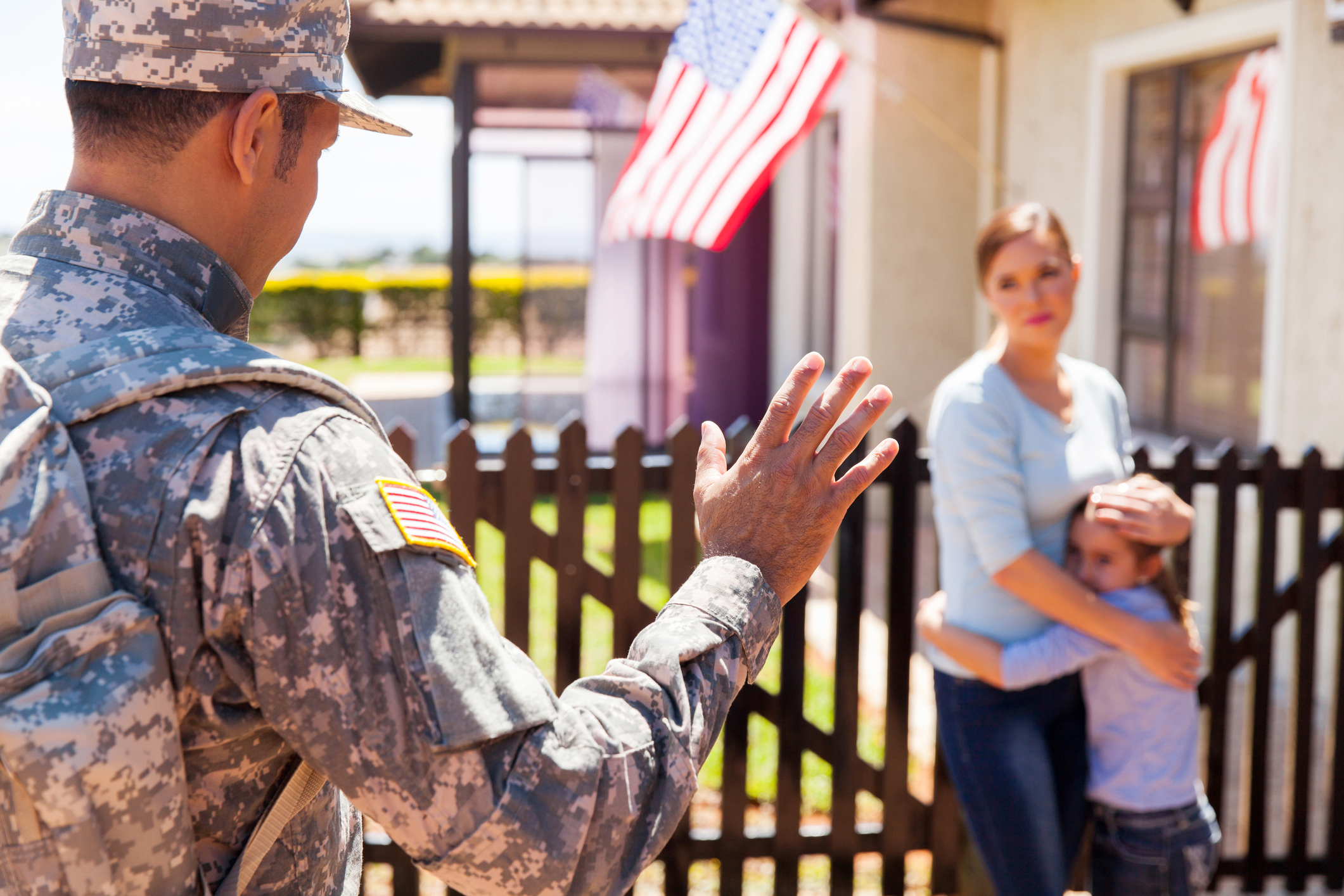 Operation Homefront addresses the needs a family requires to overcome some of the challenges inherent in military life.