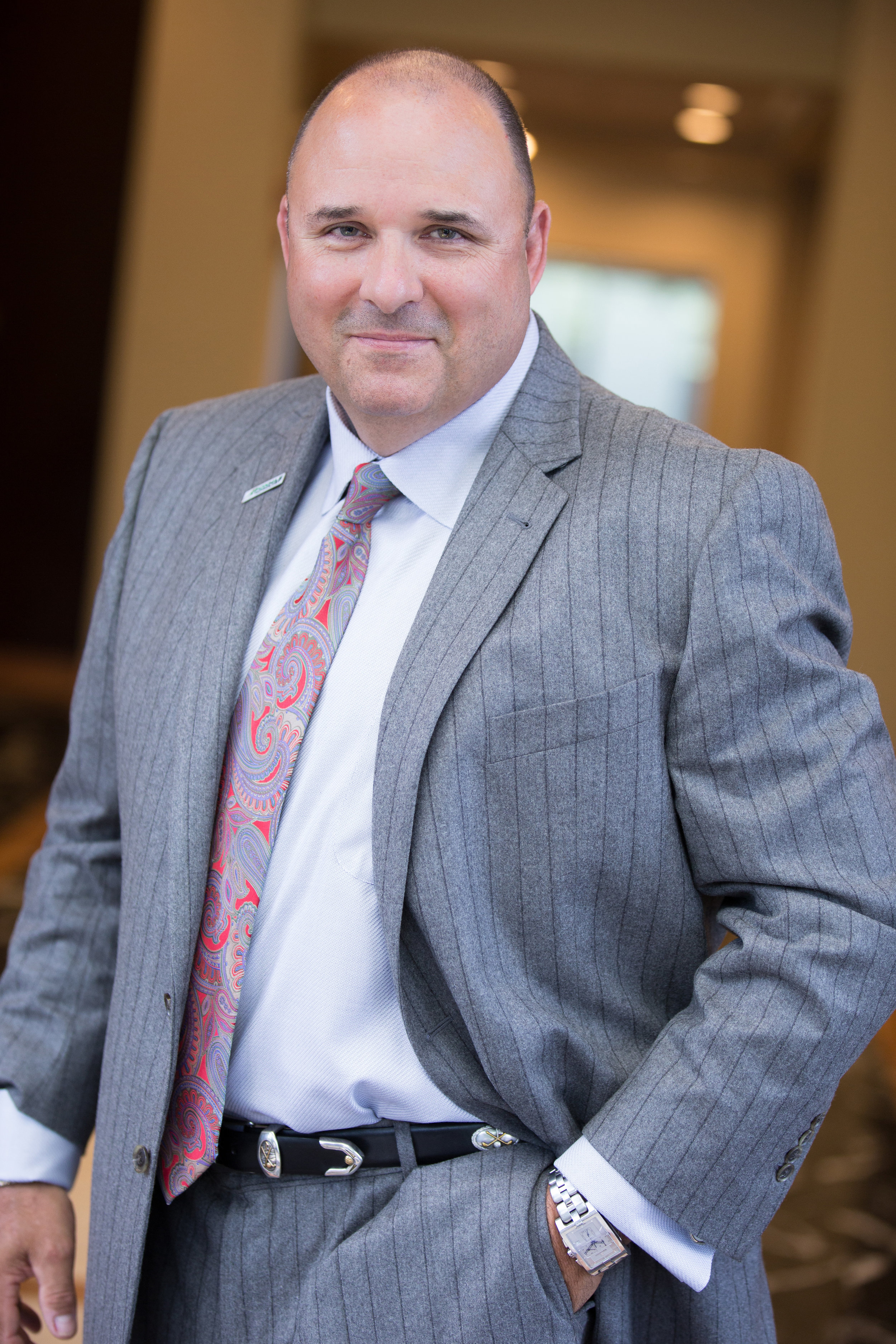 Wes Hester, CEO/President