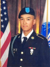 Danny Chen, whose death was caused by hateful hazing and bullying.