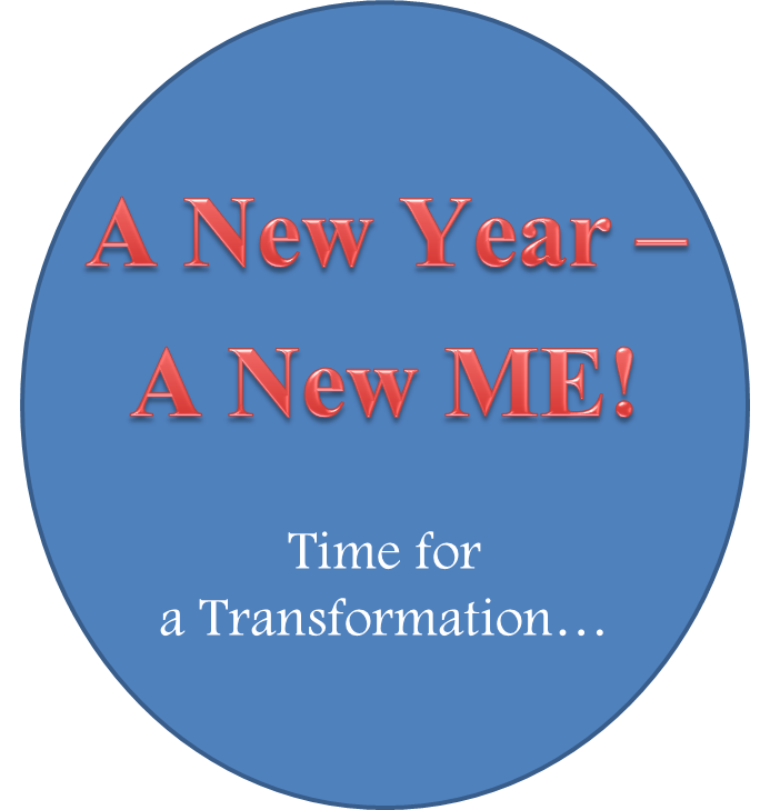 A New Year - A New Me!