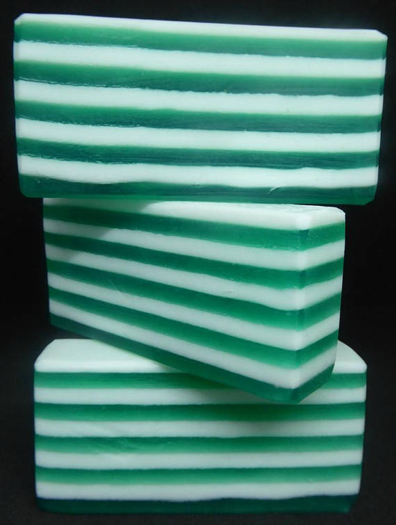 Coconut & Lime Soakster Stripe