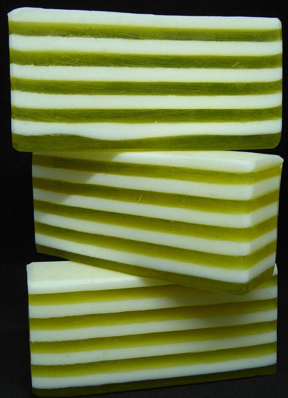 Lemongrass Soakster Stripe