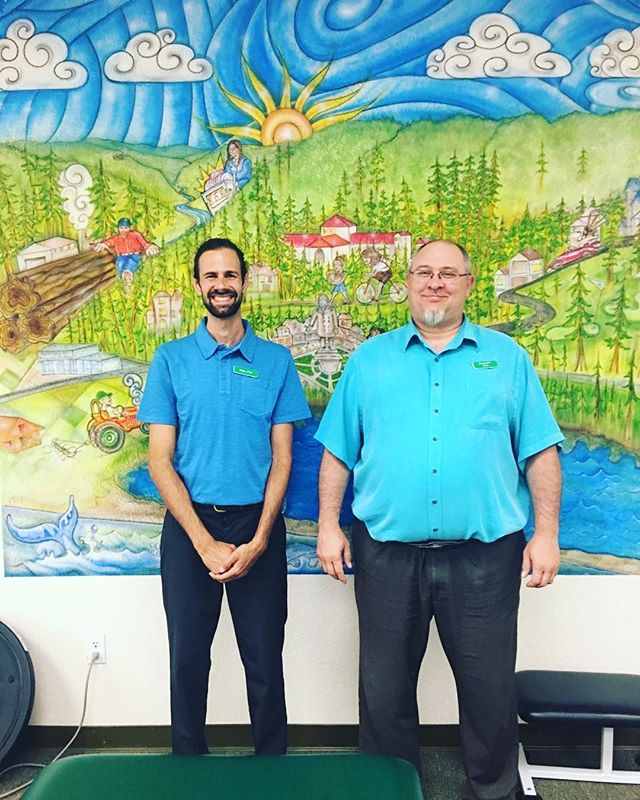 We would like to introduce, Nate, our newest provider at Humboldt Physical Therapy! #humboldt #Arcata #humboldtphysicaltherapy #HPT #physicaltherapy  #teamwork #pta #physicaltherapistassistant #physicaleducation