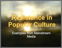 Resistance and Social Responses: Examples from Mainstream Media  Lissa Sammantaraya-Shivji, Calgary Women's Emergency Shelter *Please note video clips are currently unavalible but we are working on it.