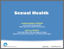 Amy Lea: GNWT Health & Social Services (presentation)