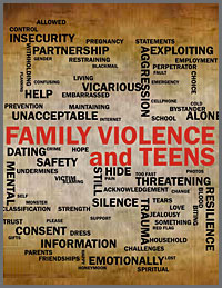 Family Violence and Teens Booklet